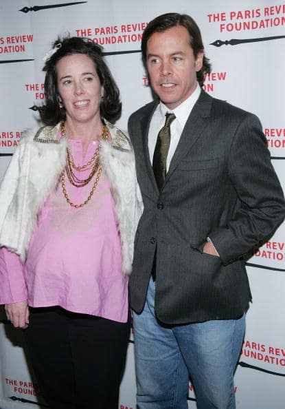 Andy Spade and Kate Spade had been living separately for quite some time (Getty Images)