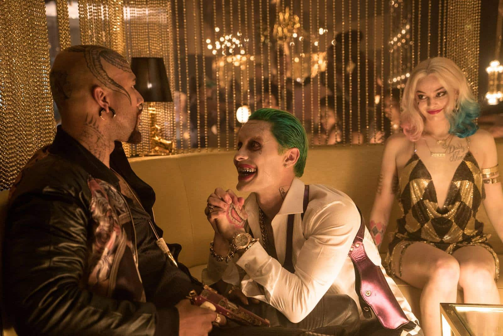 A still from 2016's Suicide Squad (DC)