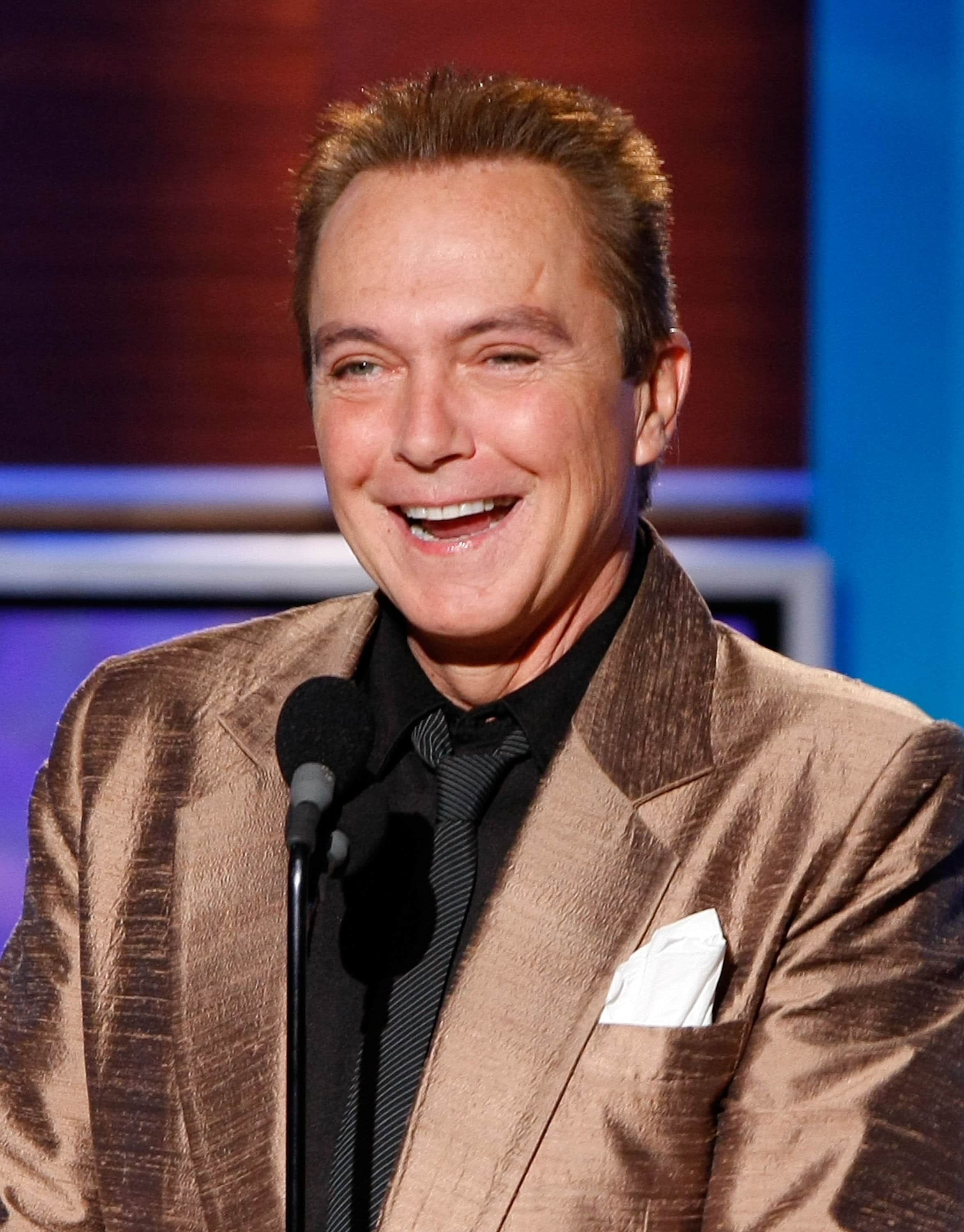 David Cassidy passed away after a series of health struggles in Florida in November 2017 (Getty)