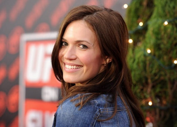 Mandy Moore (Source: Getty Images)