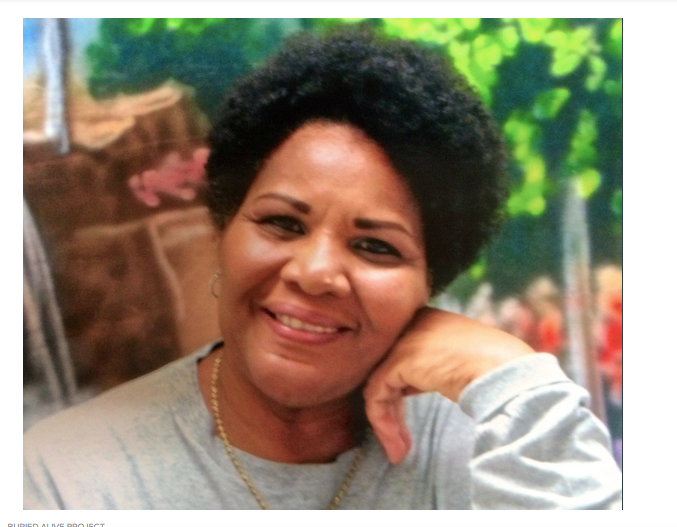 Alice Marie Johnson had already served 22 years in prison. (Buried Alive Project)