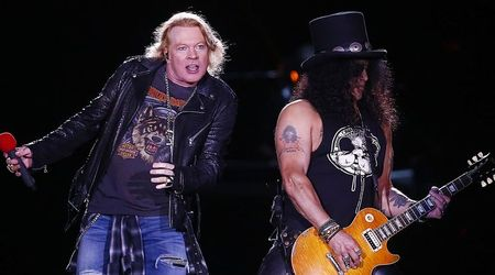 Watch Guns N' Roses perform 'Shadow of Your Love' for the first time in over 30 years