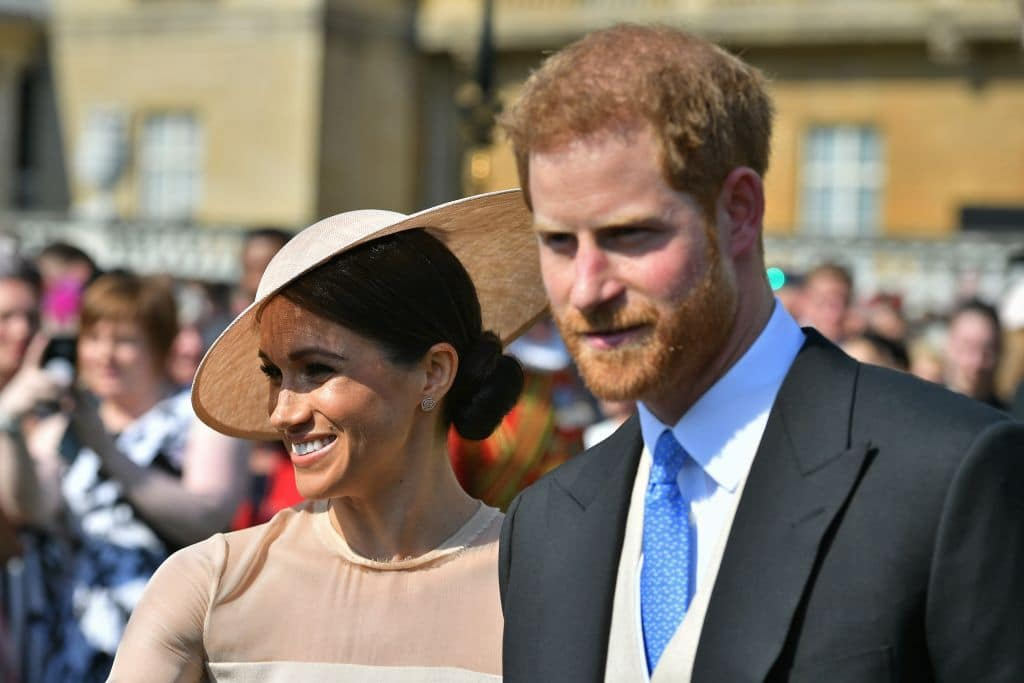 Harry and Meghan had to change their wedding location multiple times due to safety concerns  (Photo by Dominic Lipinski - Pool/Getty Images)