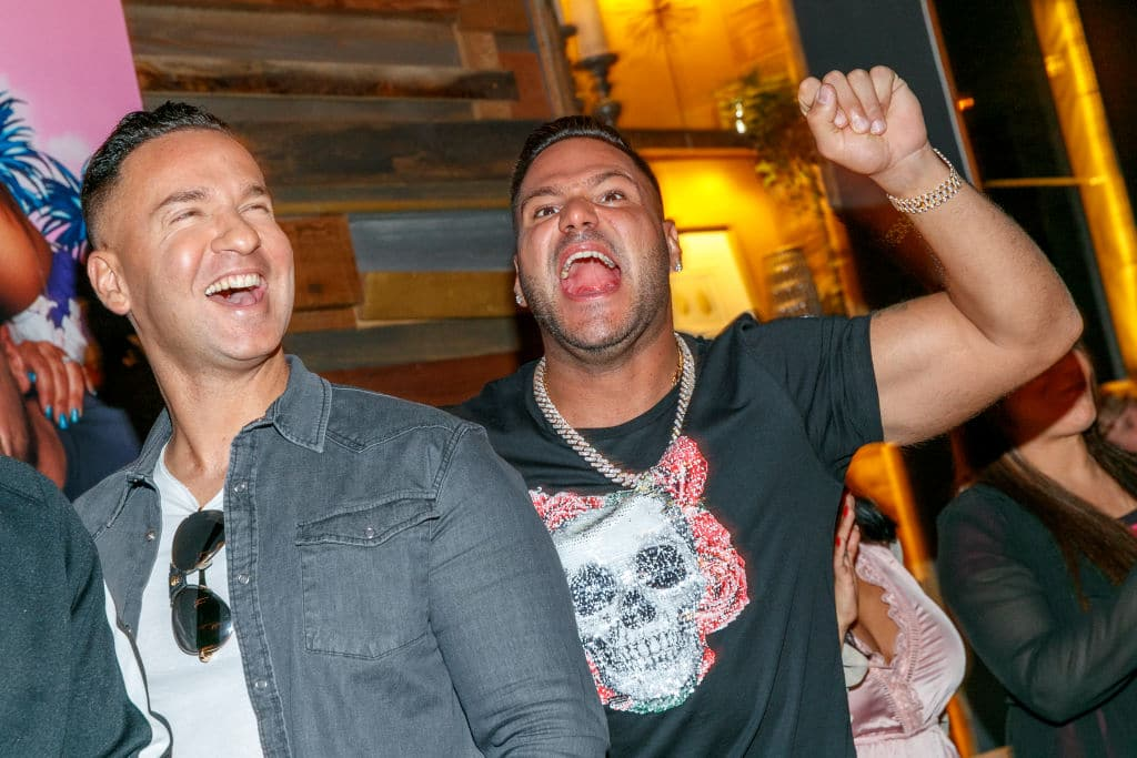 Ronnie Ortiz-Magro (R) (Source: Getty Images)