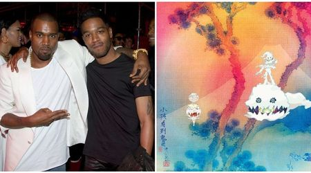 Kid Cudi and Kanye unveil new album 'Kids See Ghosts': Stream