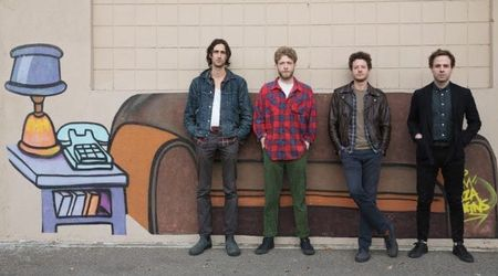 Dawes release two new singles 'Telescope' and 'Never Gonna Say Goodbye': Listen