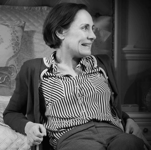 Laurie Metcalf wins her second Tony for her character B in Elbee's play 'Three Tall Women'. (Facebook)