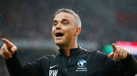Robbie Williams promises 'unforgettable' performance at FIFA World Cup opening ceremony