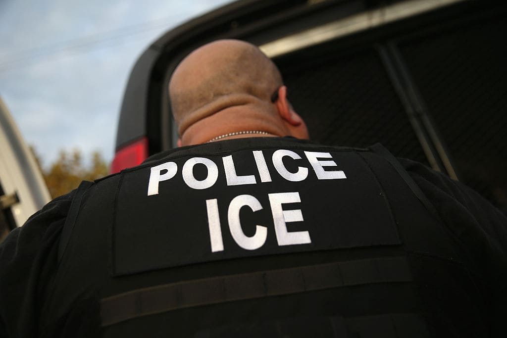 Trump administration's had take on immigration has led to thousands of deportations of immigrants from the country this year. (Getty Images)