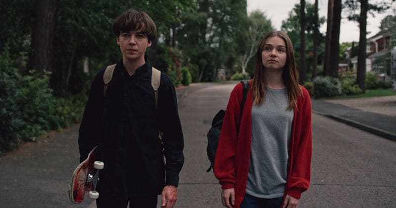 Why 'The End of the F***ing World' is one of the best shows on Netflix right now