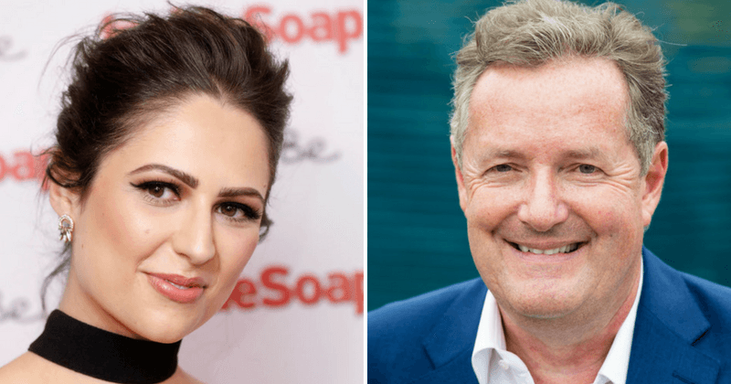 Internet comes to 'Coronation Street' actress Nicola Thorpe's defense after Piers Morgan's unprofessional interview