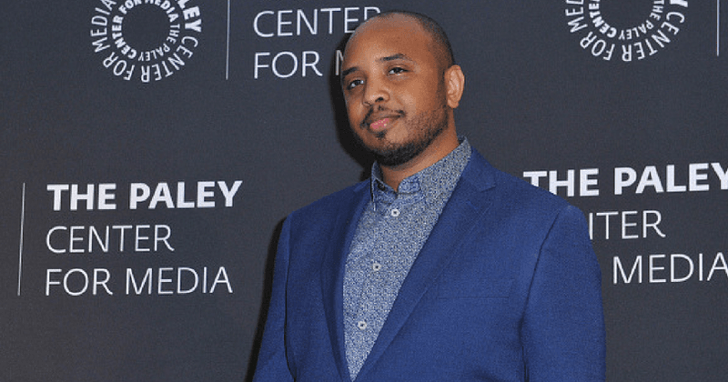 We are being conditioned to think of things in black and white terms, says Dear White People creator Justin Simien