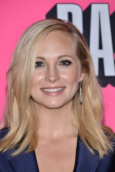 Candice King sheds light on the Klaus- Caroline romance (Getty Images)