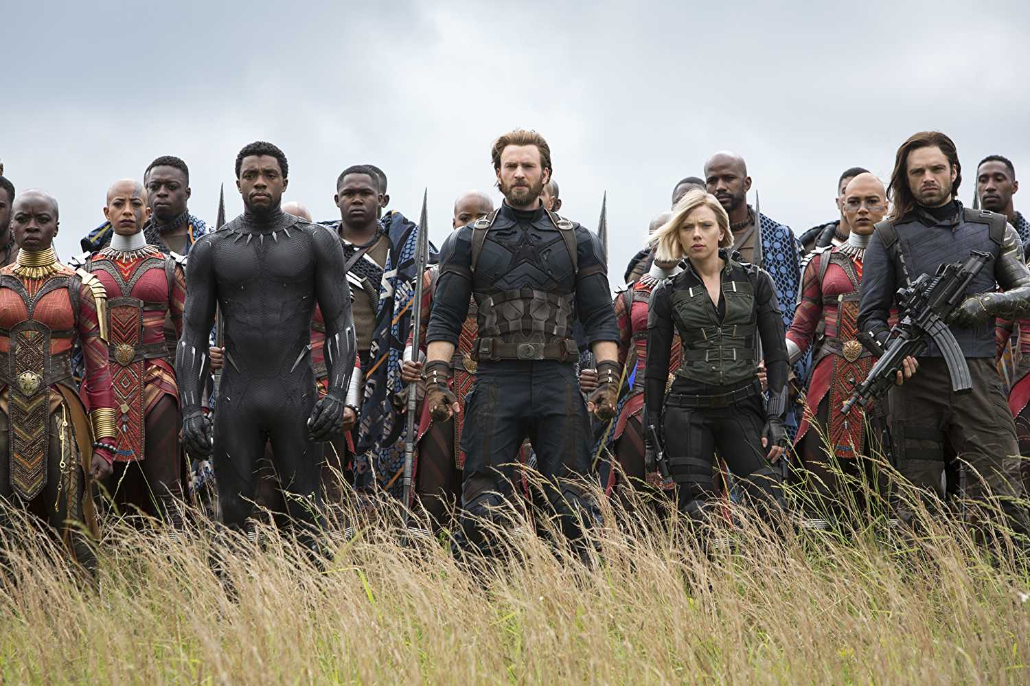'Infinity War' has already grossed $2 billion worldwide (Source: IMDb)