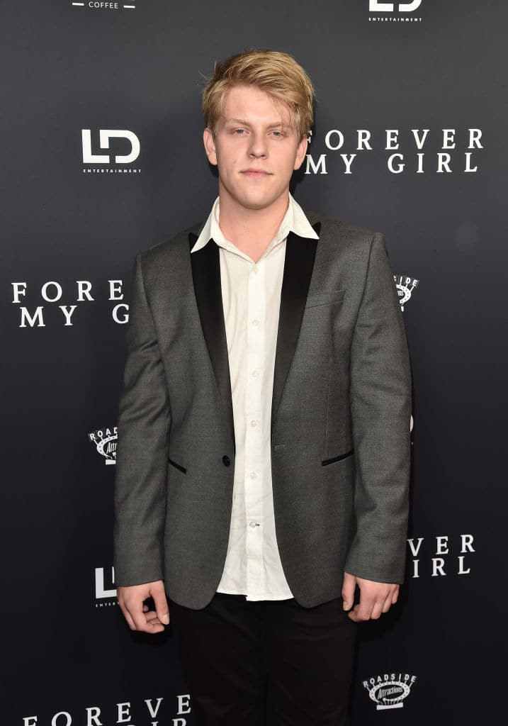 Songwriter Jackson Odell attends the premiere of Roadside Attractions' 'Forever My Girl' at The London West Hollywood on January 16, 2018 in West Hollywood, California. (Photo by Alberto E. Rodriguez/Getty Images)