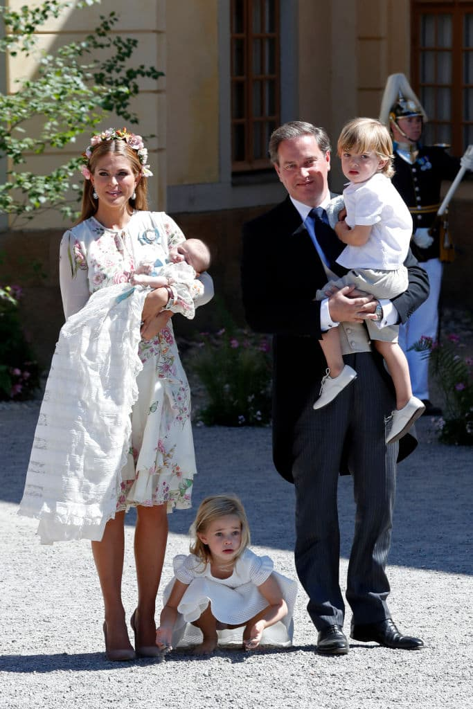 Princess Leonore stole the show during the event (Photo by Michael Campanella/Getty Images)