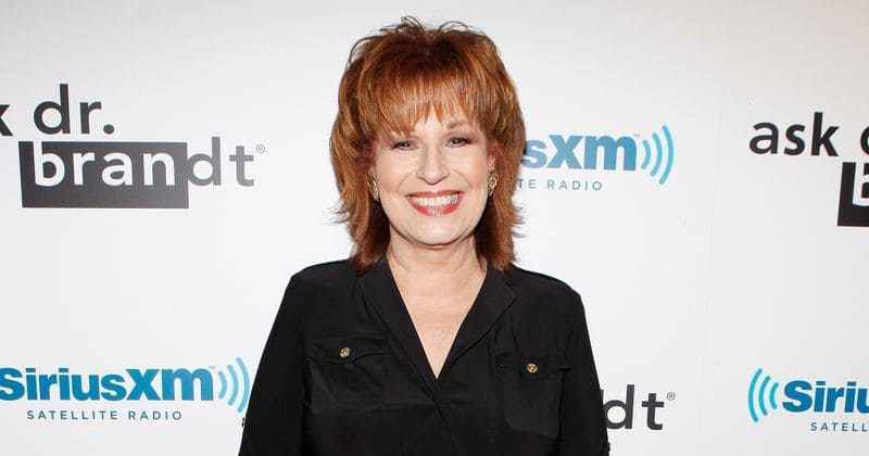 Joy Behar was missing from The View as she was hospitalized for 'Avocado Hand'
