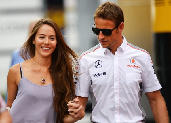 Jenson and Jessica were married for one year (Photo by Lars Baron/Getty Images)