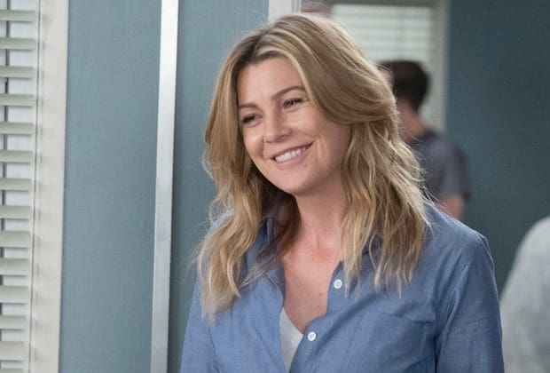 Scene from Grey's Anatomy Season 14 (Facebook)