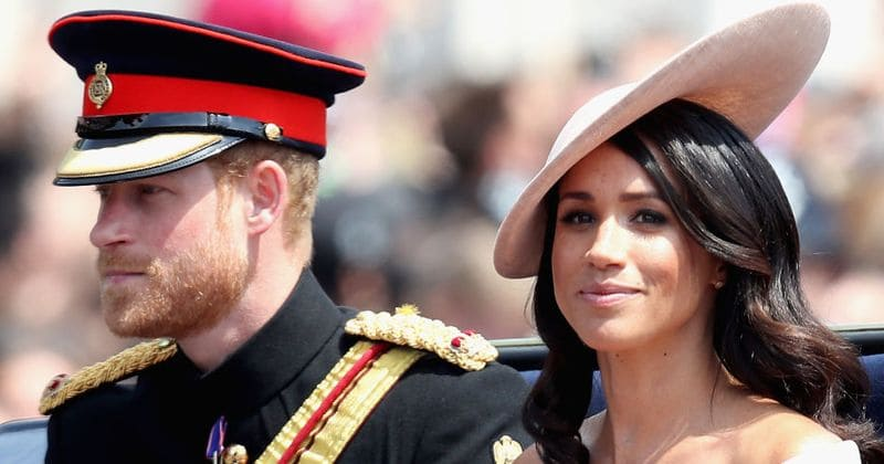 Prince Harry gives Meghan Markle fashion advice and attends meetings with designers, industry source reveals