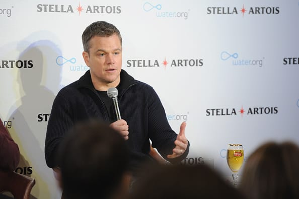 Matt Damon is already said to be a part of the untitled movie (Getty)