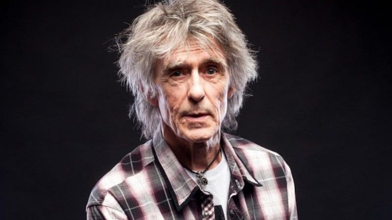 Martin Turner, the founding member of Wishbone Ash who had a bitter fallout with the band in 1991. (Photo Credit: Martin Turner)