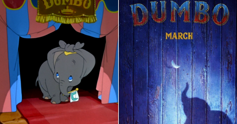 'Dumbo' trailer: Tim Burton brings his unique touch to live-action remake of Disney classic