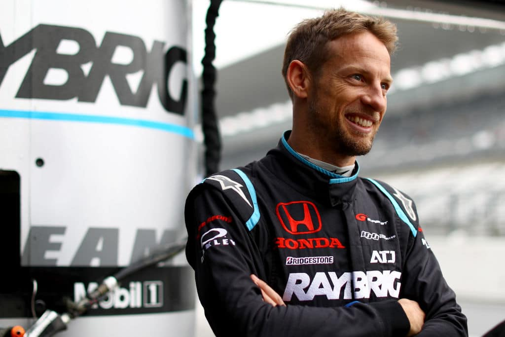 Button will take on Martin in the Channel 4 documentary (Clive Rose/Getty Images)