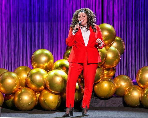 Michelle Buteau will be spearheading her own WNYC podcast. (Getty Images)