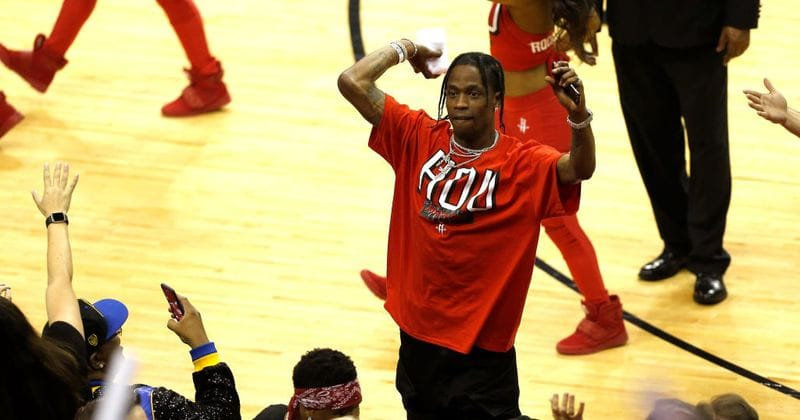 fafd803d37de Travis Scott to perform at the NBA Awards 2018 | MEAWW