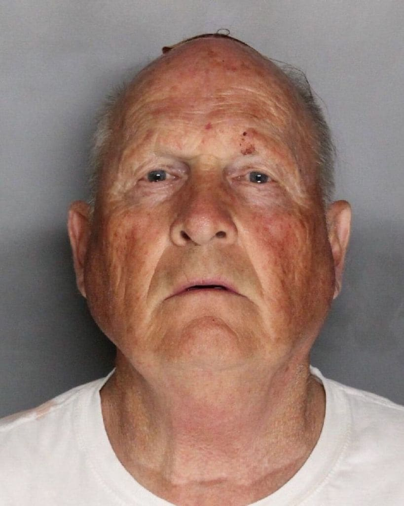 72-year-old Joseph James DeAngelo was cleared of charges for the Simi Valley murders (Getty Images)