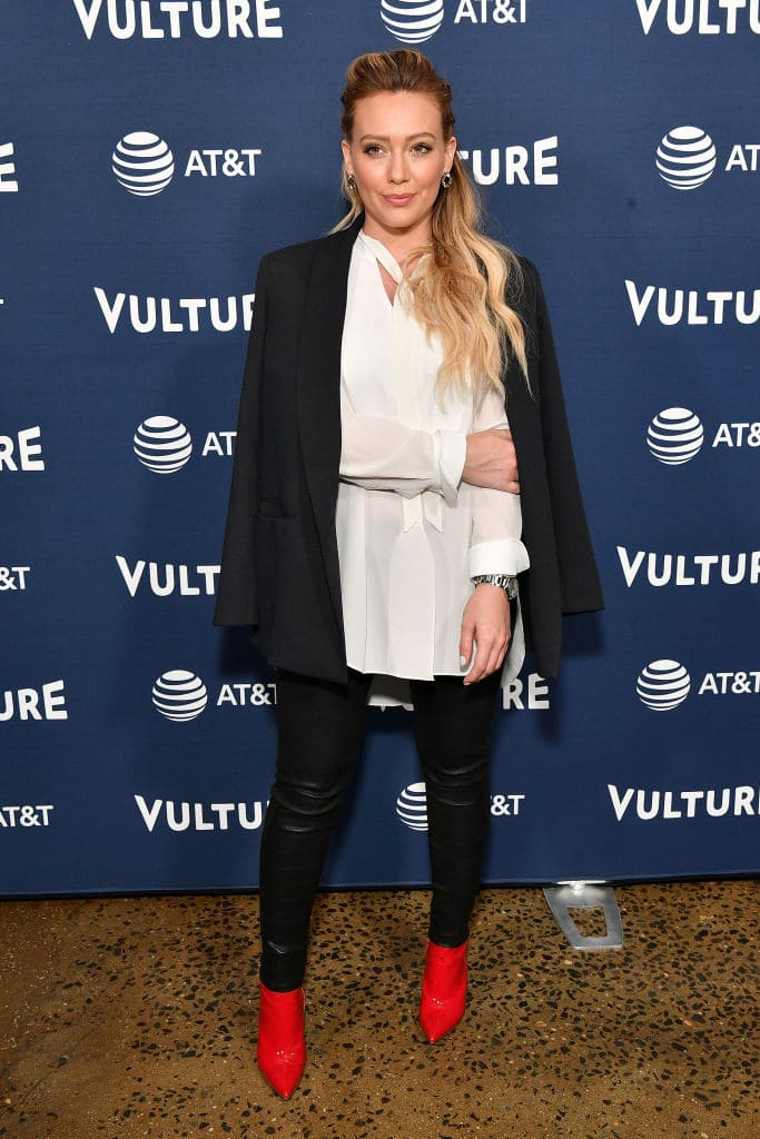 Hilary Duff (Source: Getty Images)