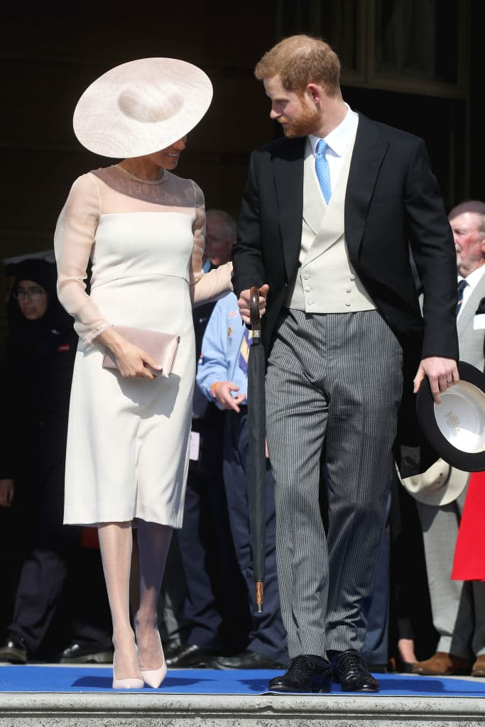 The pair will be heading for their royal tour  (Photo by Chris Jackson/Chris Jackson/Getty Images)