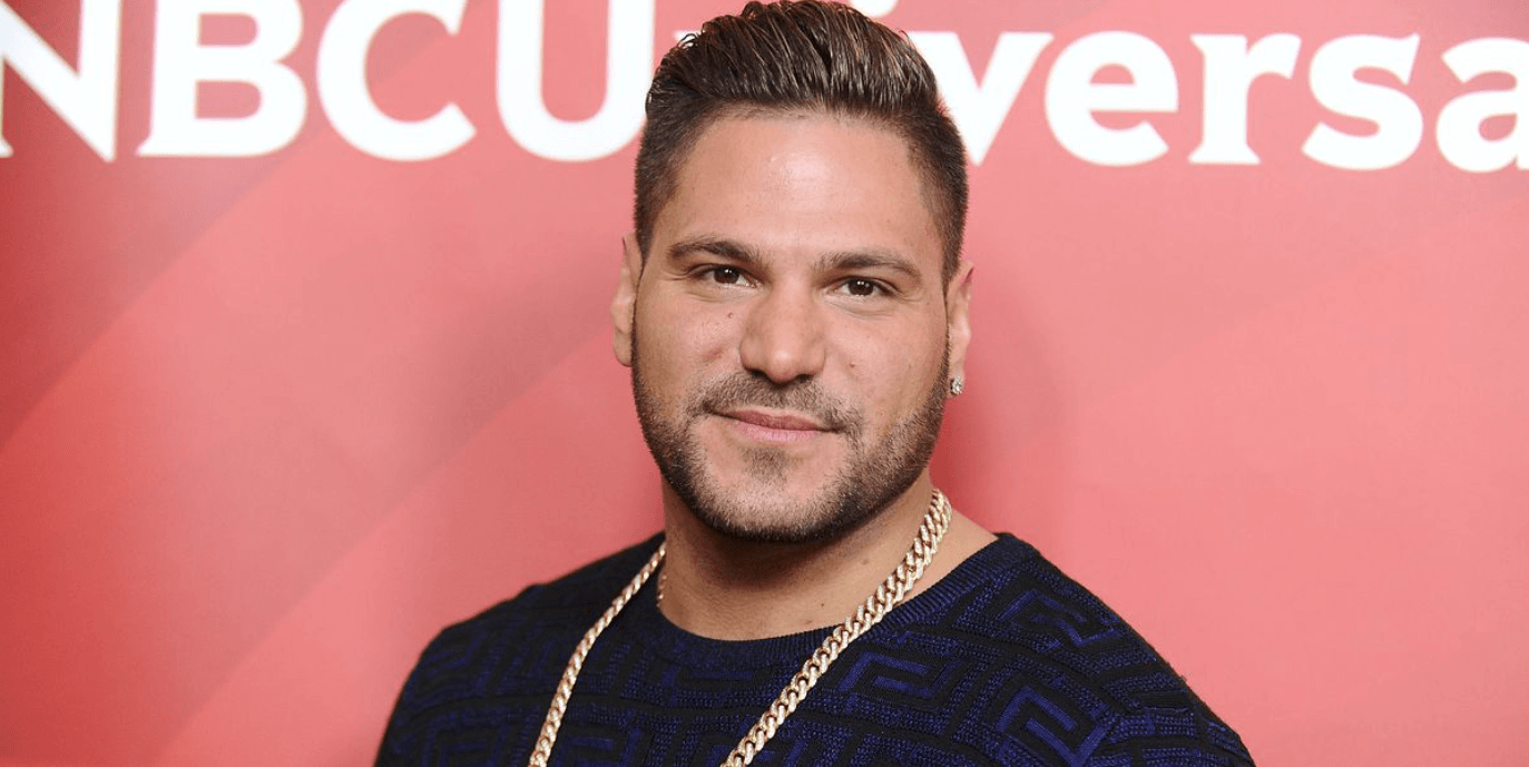 Ronnie Ortiz-Magro (Source: Twitter)