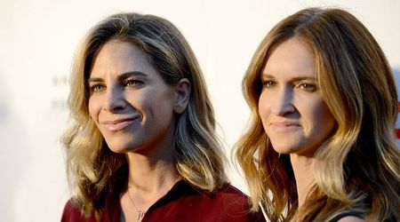 Jillian Michaels and Heidi Rhoades split up after being together for nine years