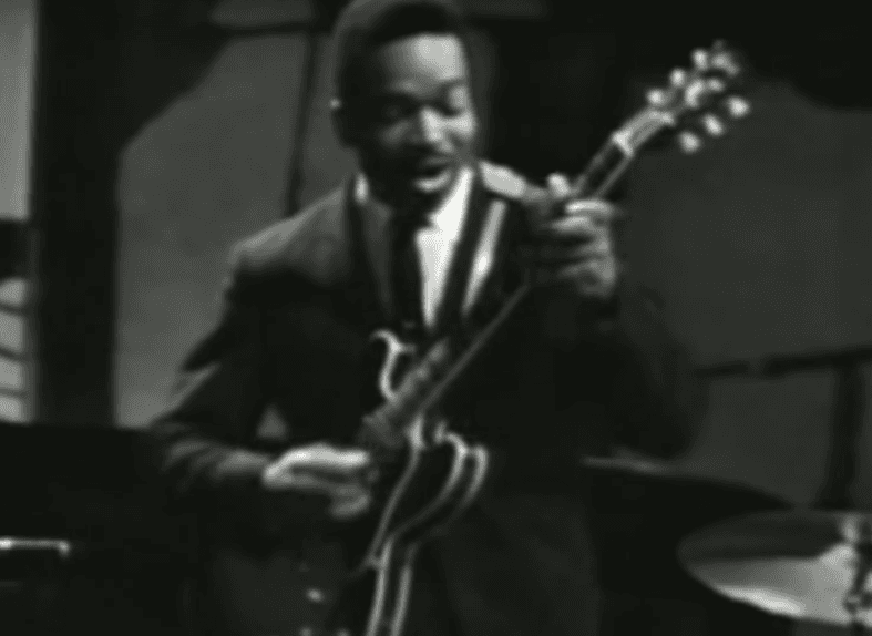 "Matt ""Guitar"" Murphy was one of the pioneers of Blues in the 40s and 50s. (YouTube)"