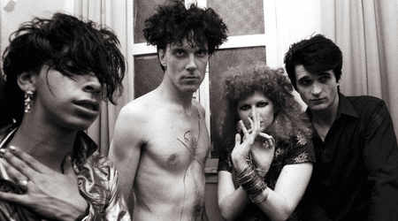 Nick Knox, the former drummer of The Cramps, dies at 60