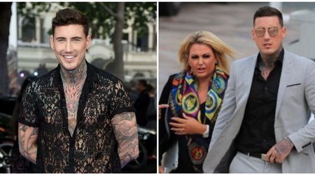 Celebrity Big Brother star Jeremy McConnell's lawyer girlfriend Katie McCreath confirms their relationship with a picture
