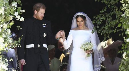"Thomas Markle said yes to Prince Harry only if he promised to never ""raise hands"" on Meghan"