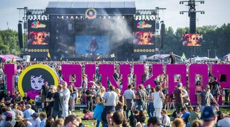1 dead, 3 critically injured after van runs into fans at PinkPop music festival in Netherlands
