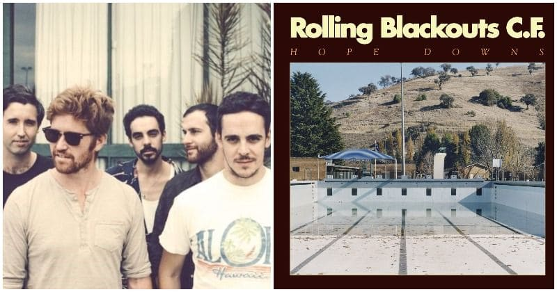 Rolling Blackouts CF's subversive debut album 'Hope Downs' set to be a keystone of contemporary indie rock