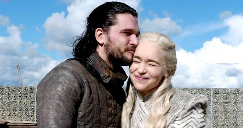 Emilia Clarke bids farewell to 'Game of Thrones' as she heads to her 'home away from home' for one last time