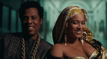 Beyonce and Jay-Z's 'Apes**t' video is a celebration of independent African-Americans and their success