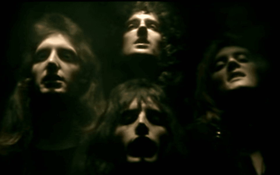 'Bohemian Rhapsody' was the coming out song for Mercury (YouTube)
