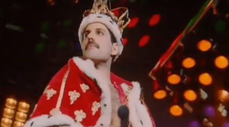 'Bohemian Rhapsody' was Freddie Mercury's coming out song and it was all about breaking free