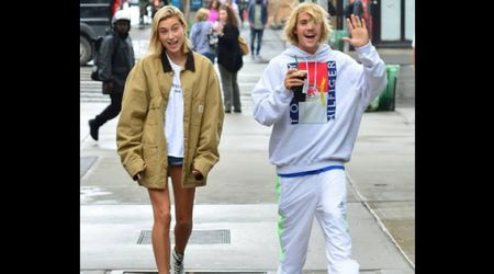 Watch: Justin Bieber and Hailey Baldwin spotted making out in New York