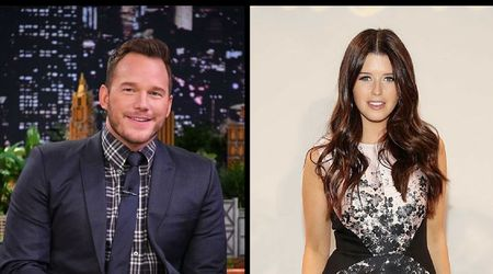Chris Pratt and Katherine Schwarzenegger look like an adorable couple on their picnic lunch date