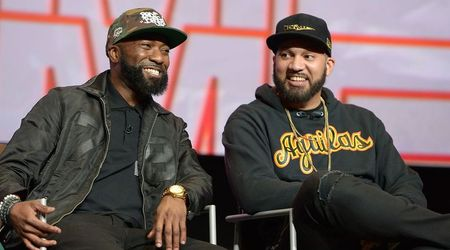 Desus and Mero head to Showtime to host their own talk show