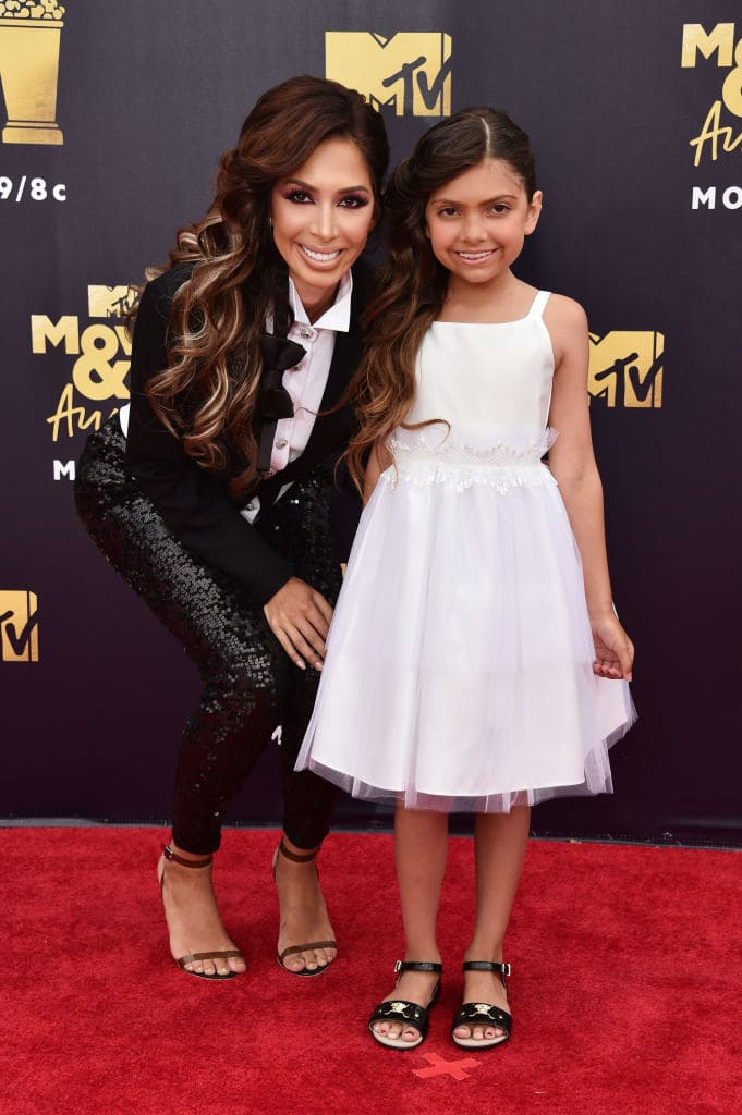 Farrah says if her mother cared about Sophia she would have called (Photo by Alberto E. Rodriguez/Getty Images for MTV)