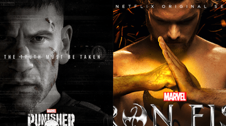 No 'Captain Marvel' or 'Avengers 4' but you can see Marvel TV's 'Iron Fist' and 'The Punisher' at the SDCC 2018